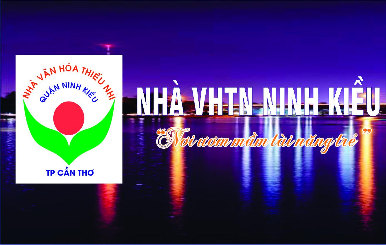 Nhà văn hóa thiếu nhi quận Ninh Kiều